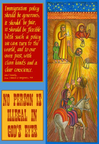 Immigration--Holy Family